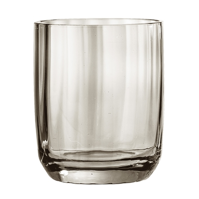 Ragna Drinking Glass - Grey