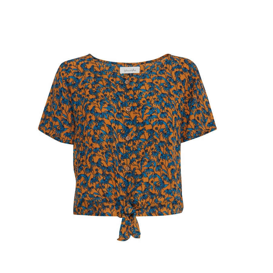 SALE Percy Short Sleeve Blouse was £29.99