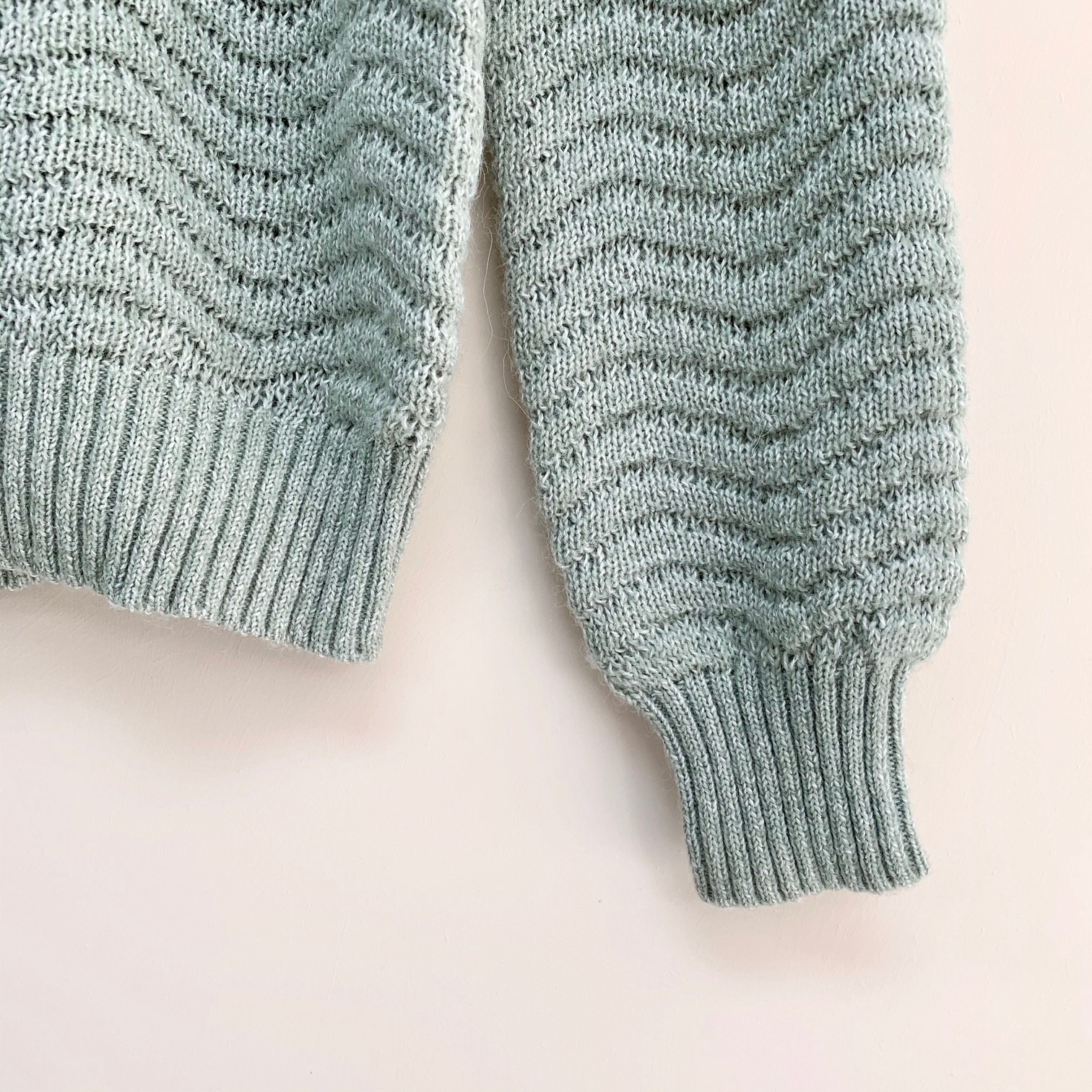 Betricia Jumper Green Lily