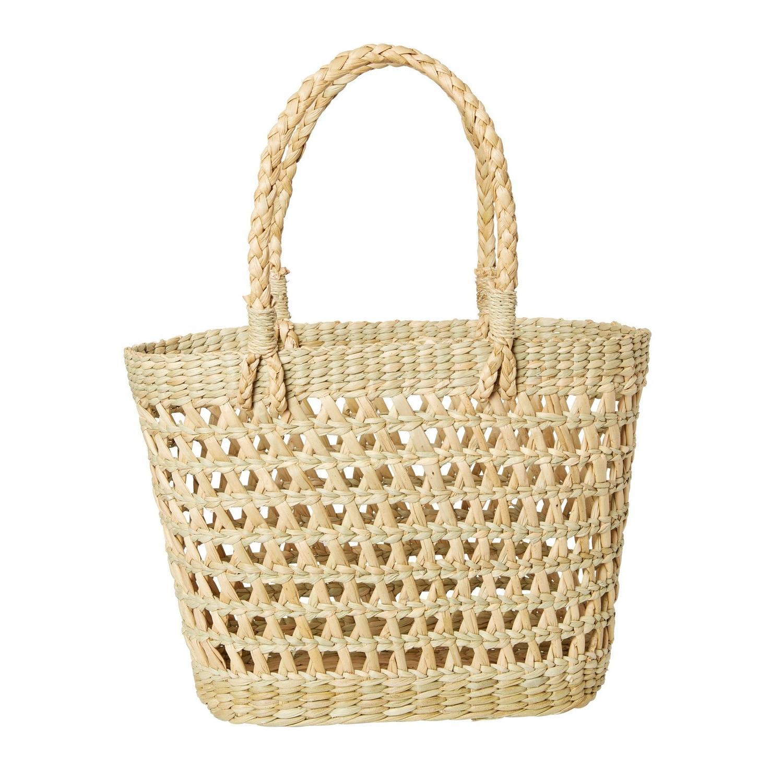 Kimie straw bag
