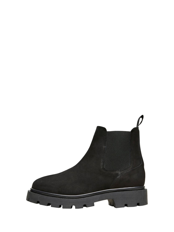 Emma Chelsea Boot Black
