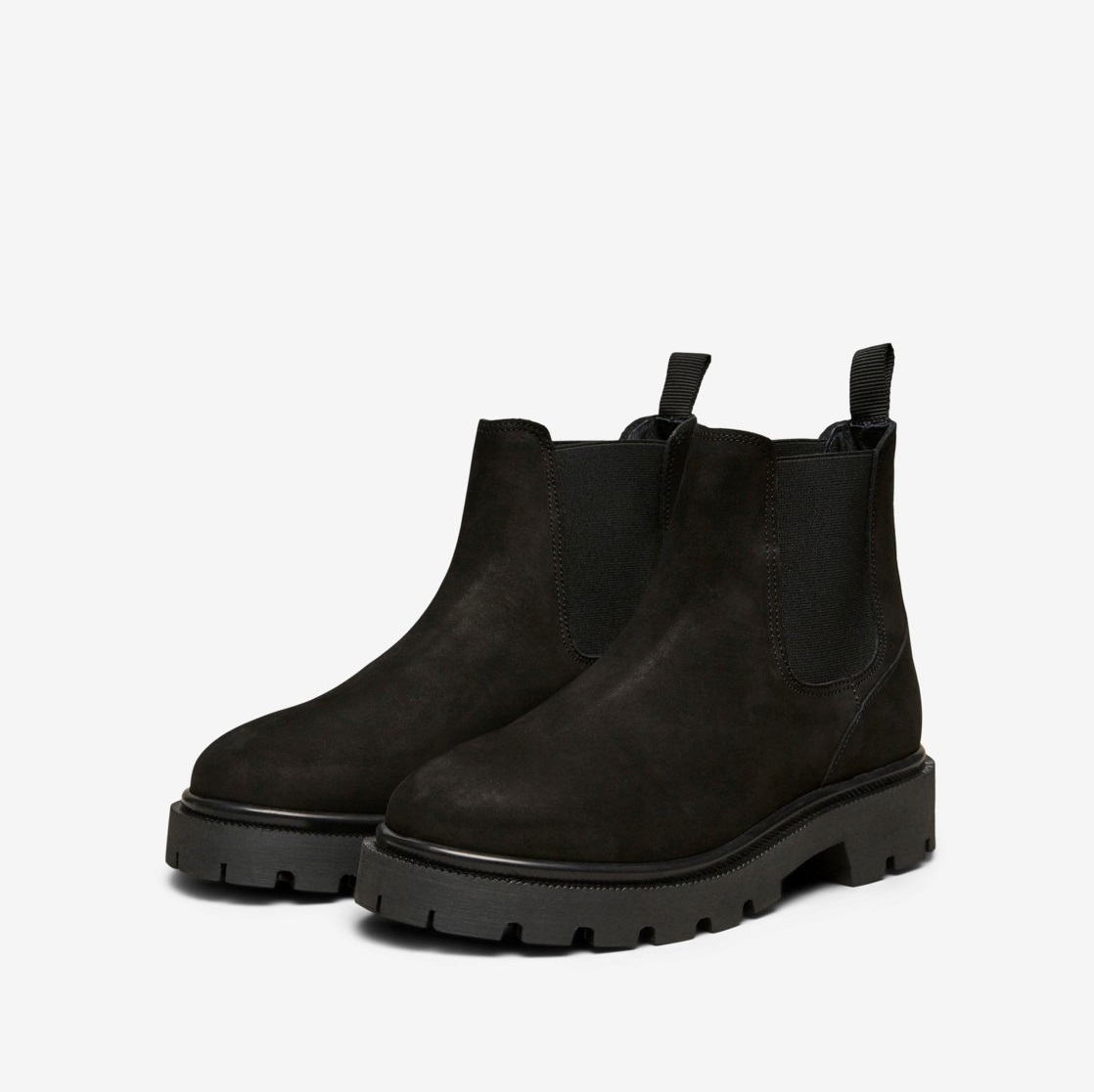 Emma Chelsea Boot Black