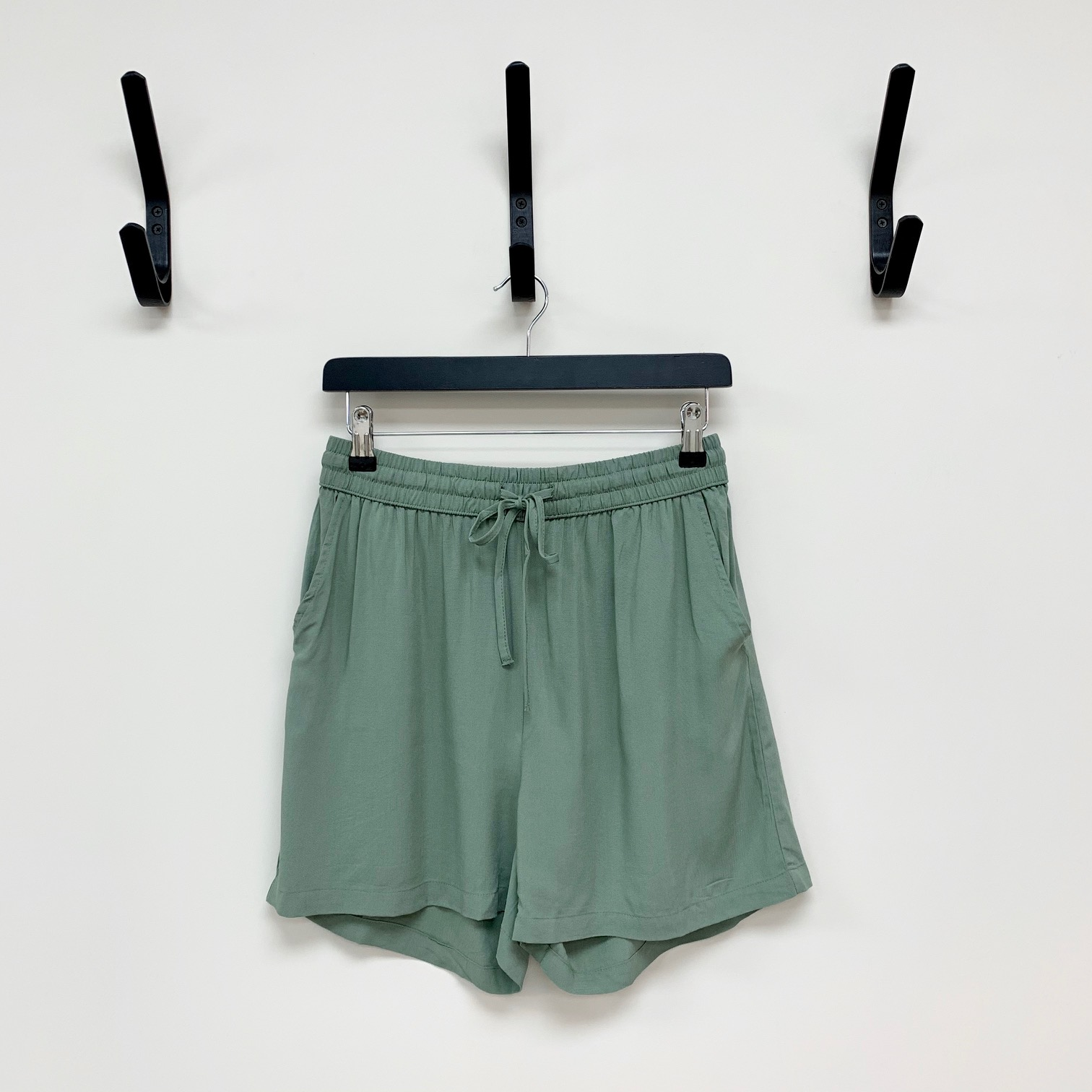 Green Isole Shorts