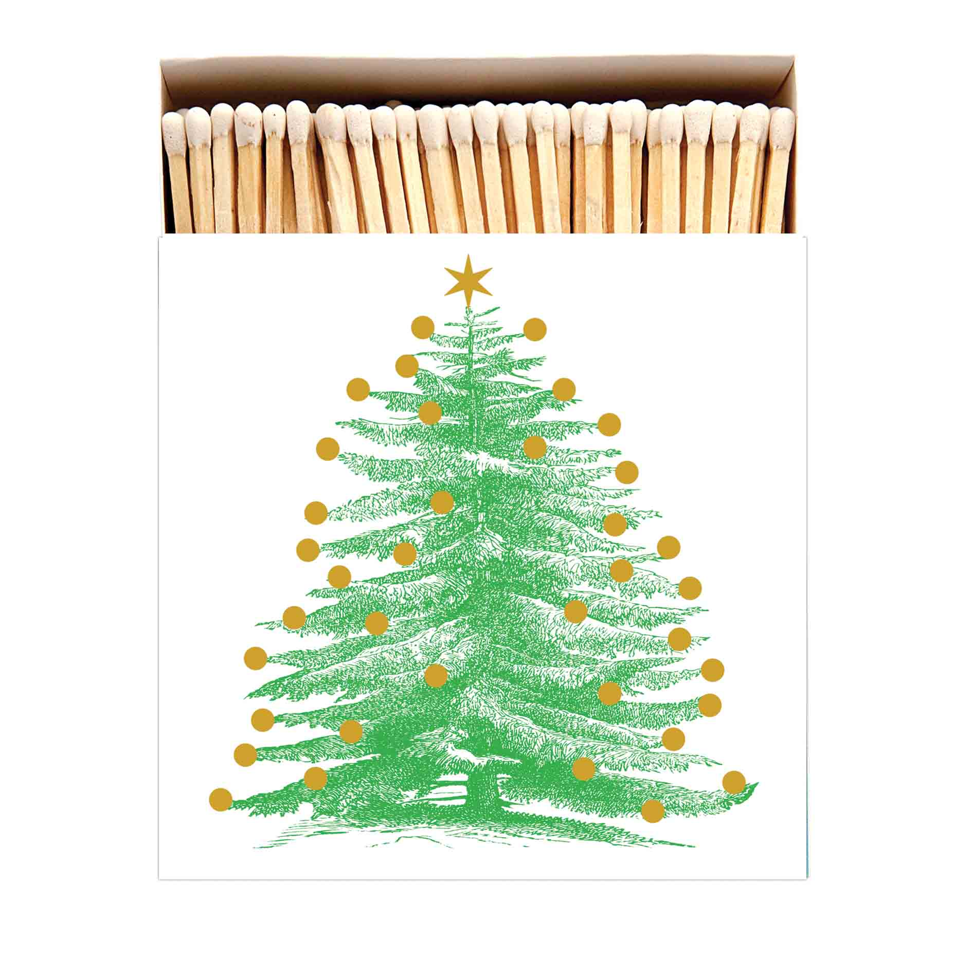 Christmas Tee Luxury Long Matches