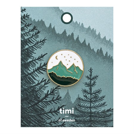 Mountains Pin