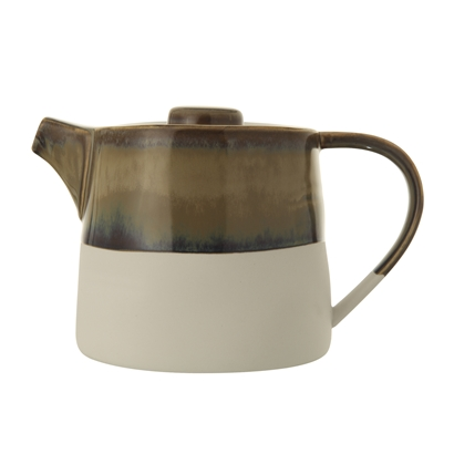 Heather tea pot