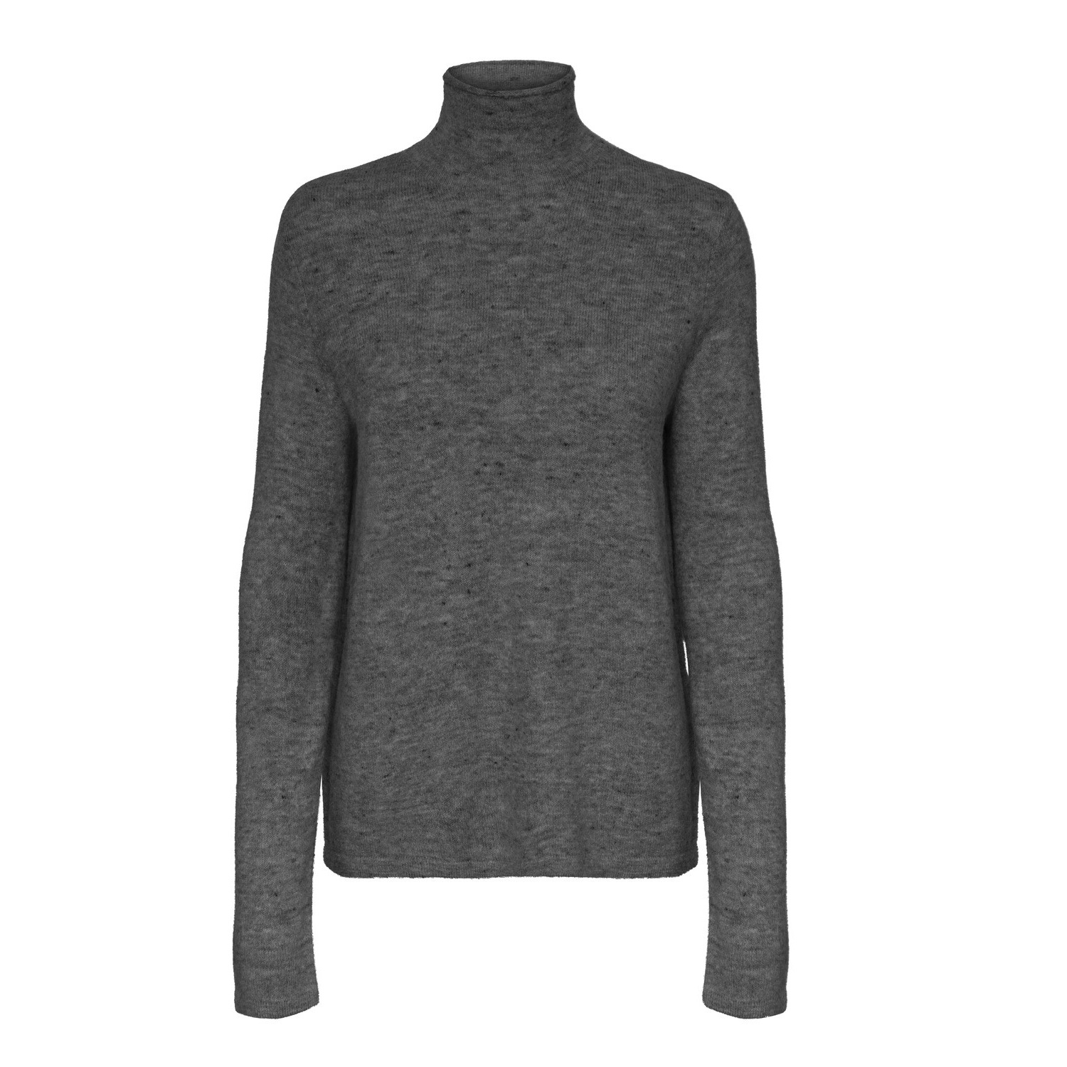 Funnel Neck Lounge Dark Grey