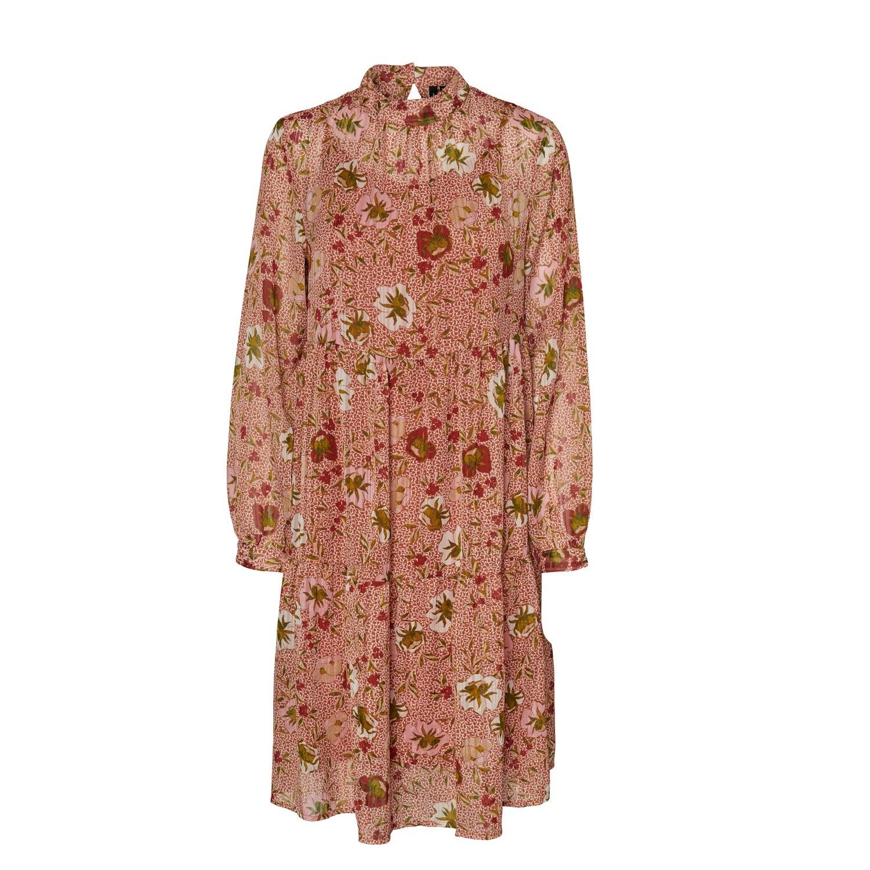 Cille Floral Dress