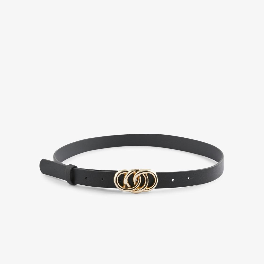 Alva belt black