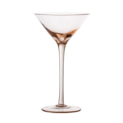 Liga Cocktail Glass Rose