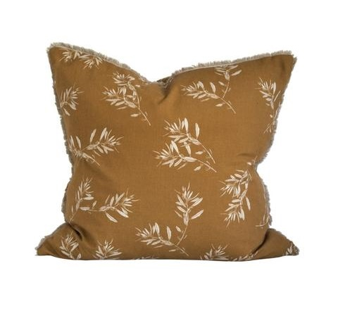 Large Olive grove cushion 60x60cm
