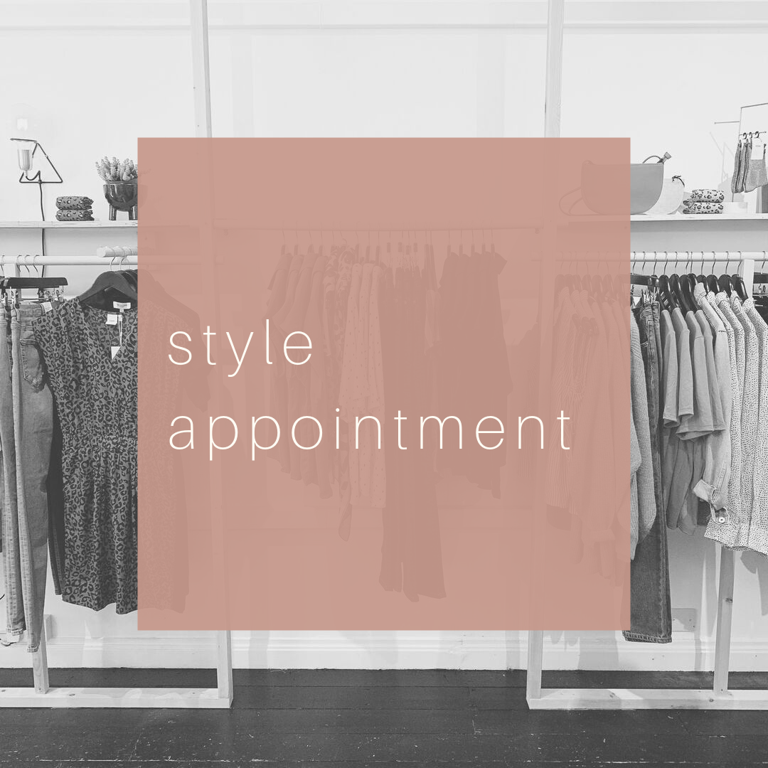 Style Appointment