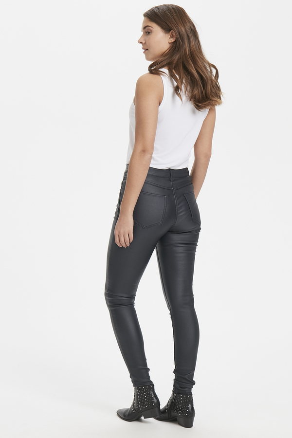 Kato Kiko  Leather LookJeans