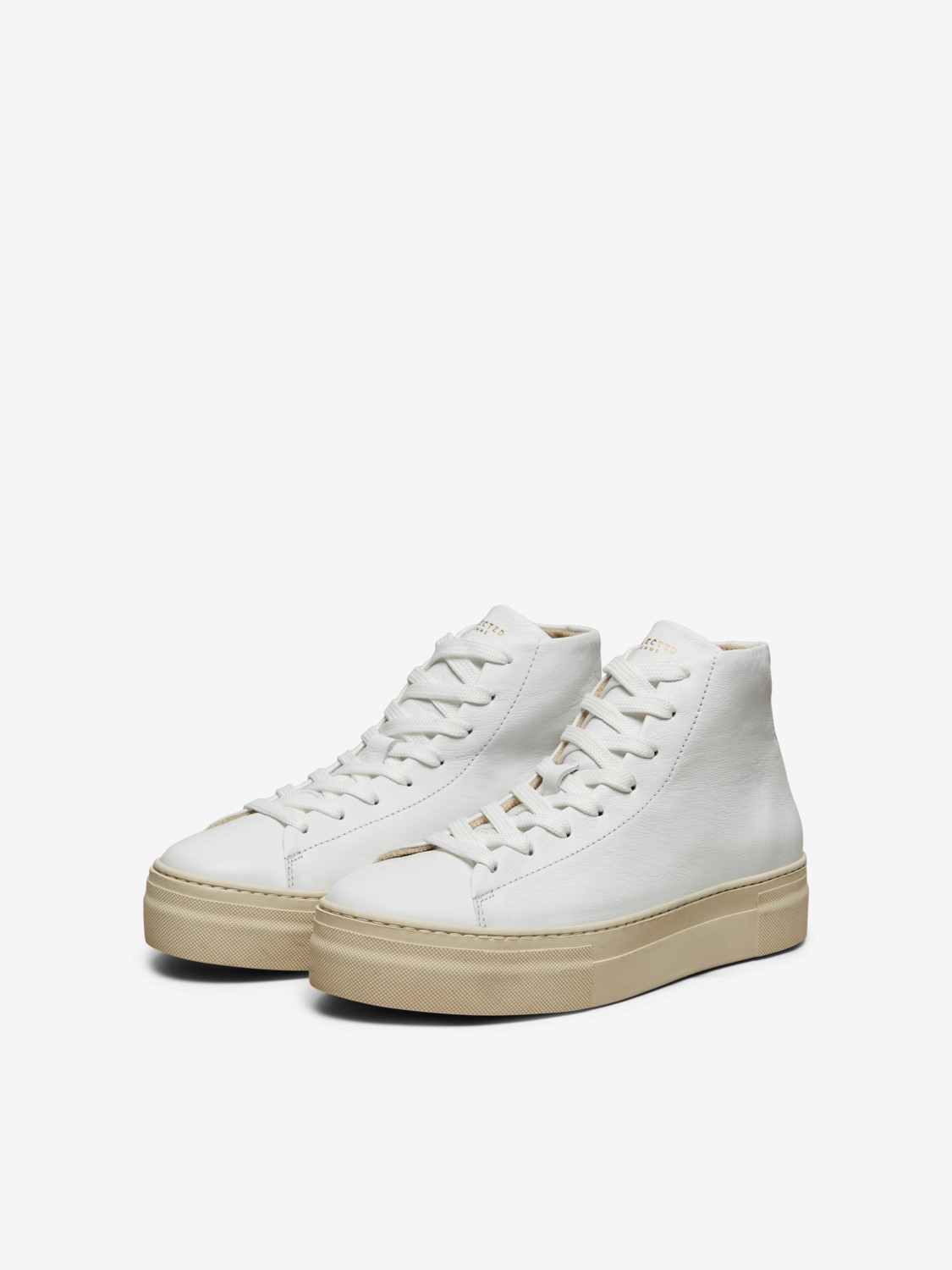 Hailey Hightop Trainers