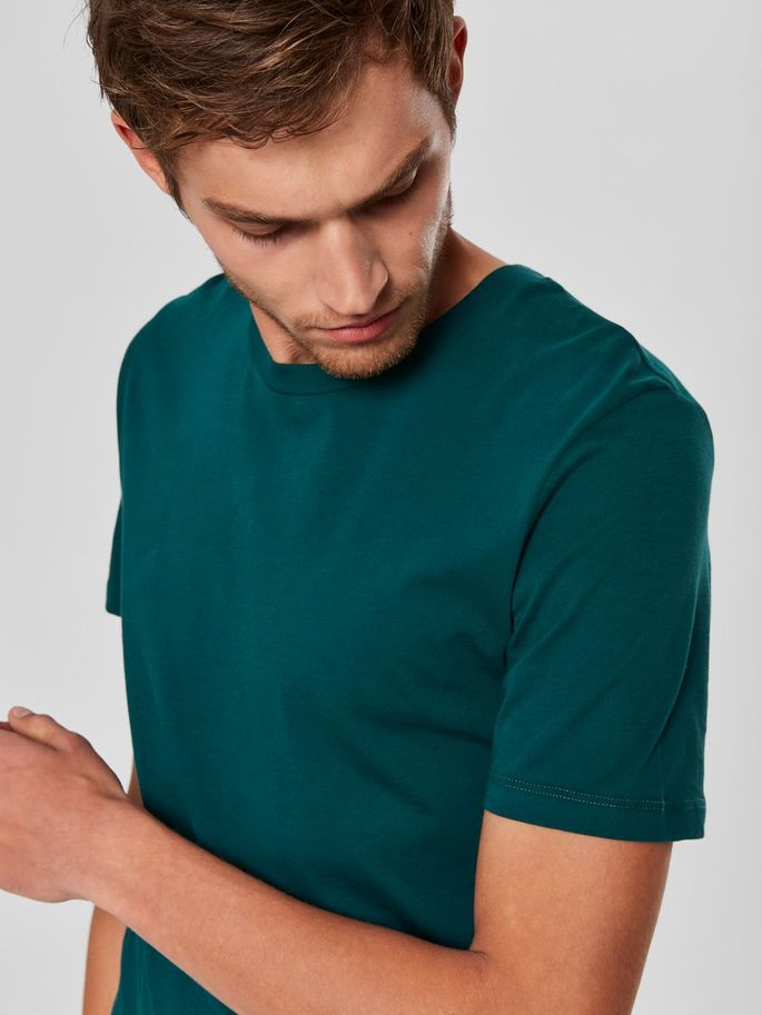 SALE The Perfect Tee Rain Forest Green