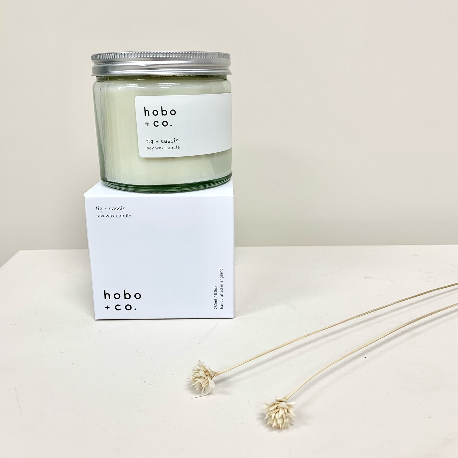 Large Double Wick Soy Candle