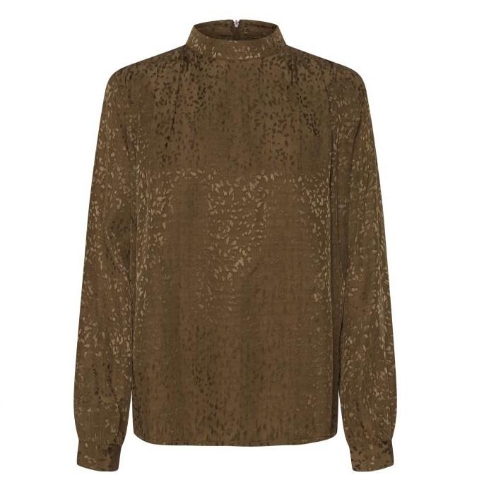 SALE Finula Leopard Blouse WAS £59.99