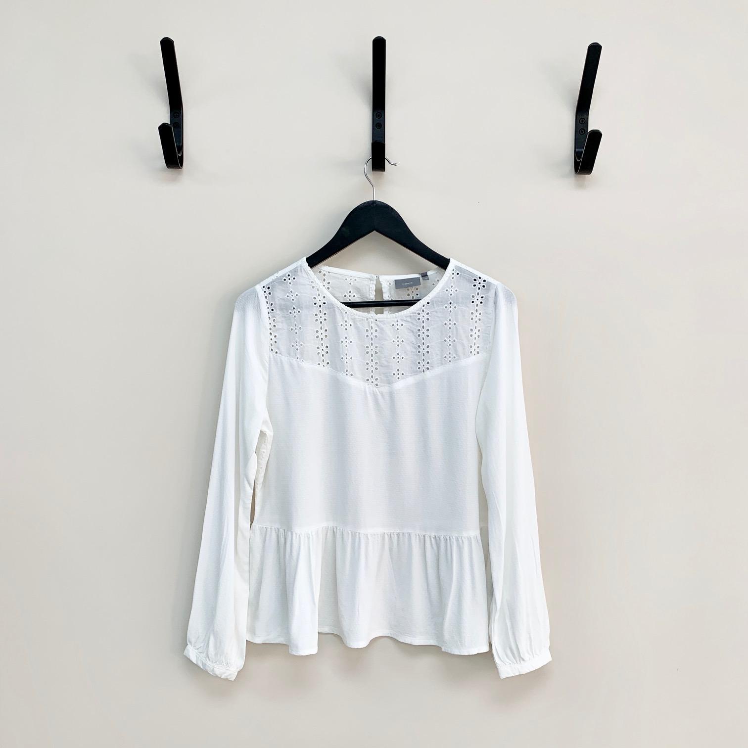 Ivonne frill blouse