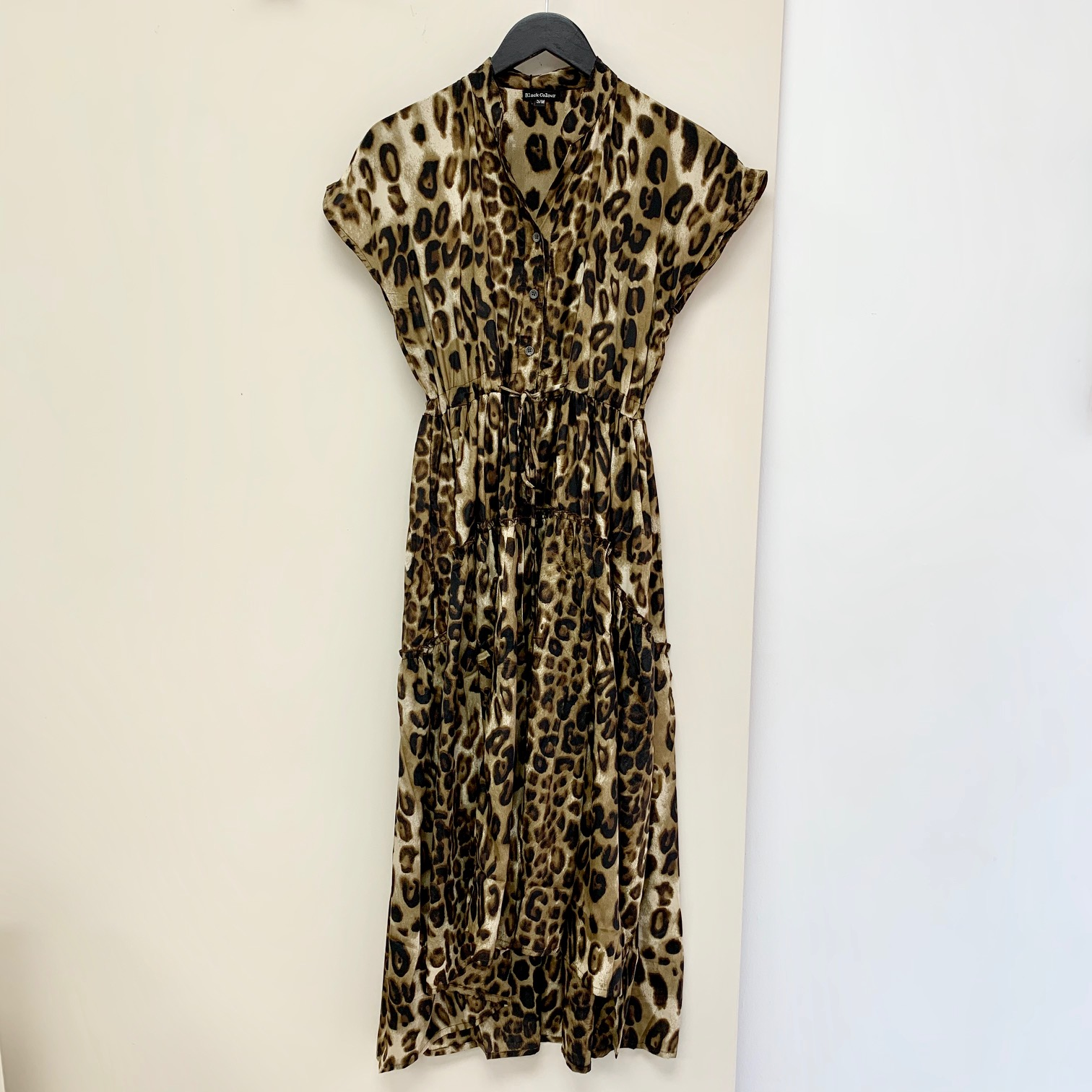 Luna Mae Leopard Dress
