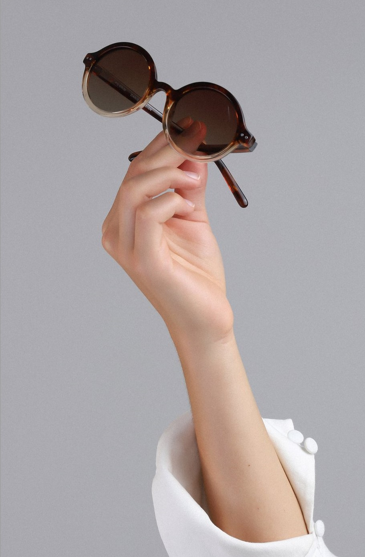 Jeneva Sunglasses Brown
