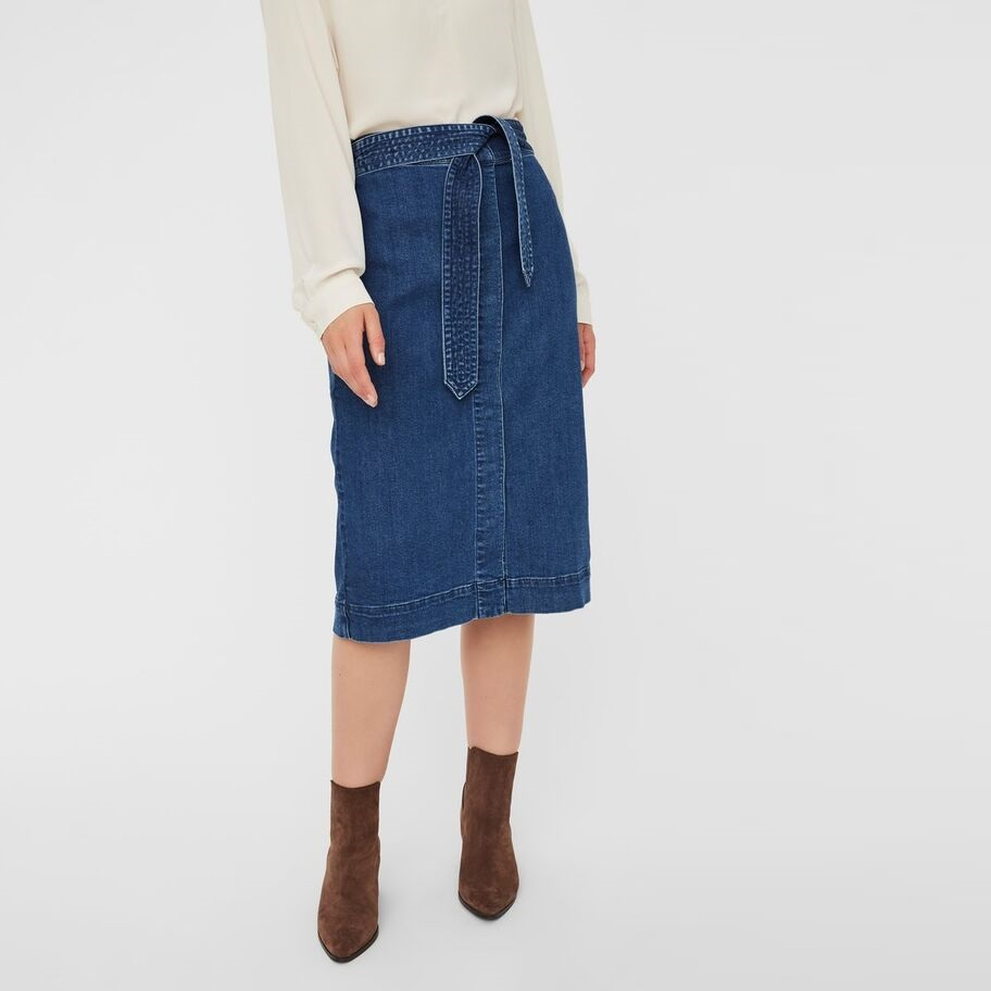 Katja Denim Skirt