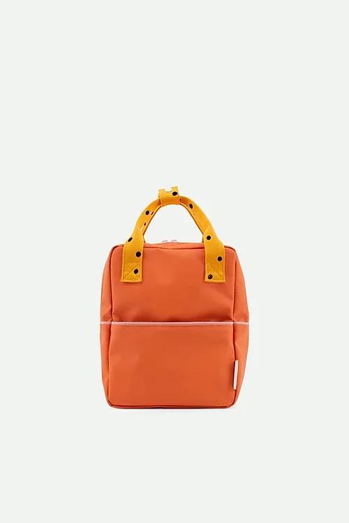 Sticky Lemon Mini Backpack Orange