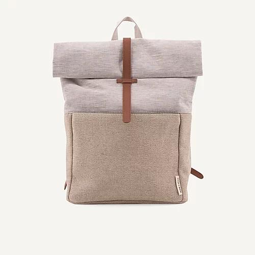 Herb Backpack Linen & Jute