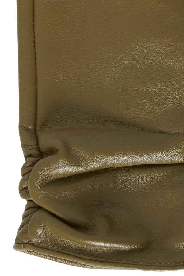 Rush Fir Leather Green Glove