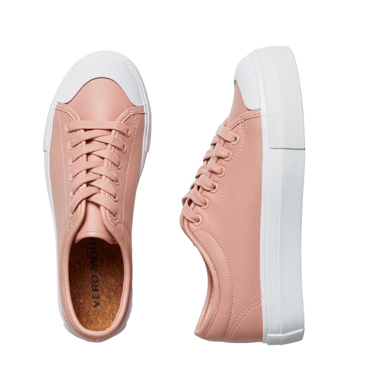 Simone Sneaker Misty Rose