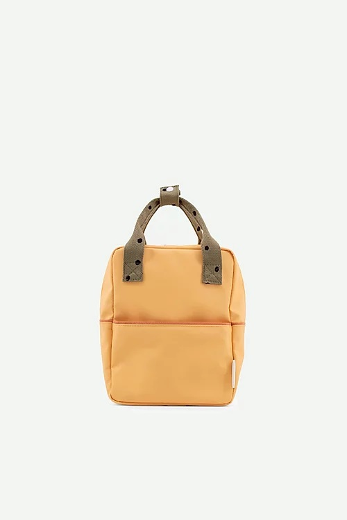 Sticky Lemon Mini Backpack Yellow