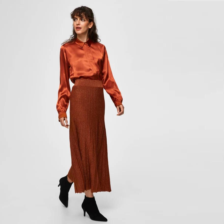 SALE Zamba lurex knit skirt size XS (6/8) S (8/10)