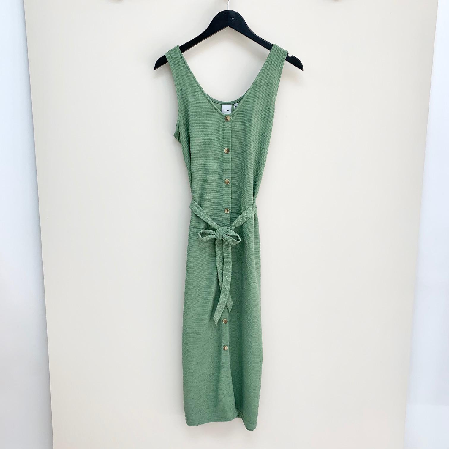 Alabama Green Dress