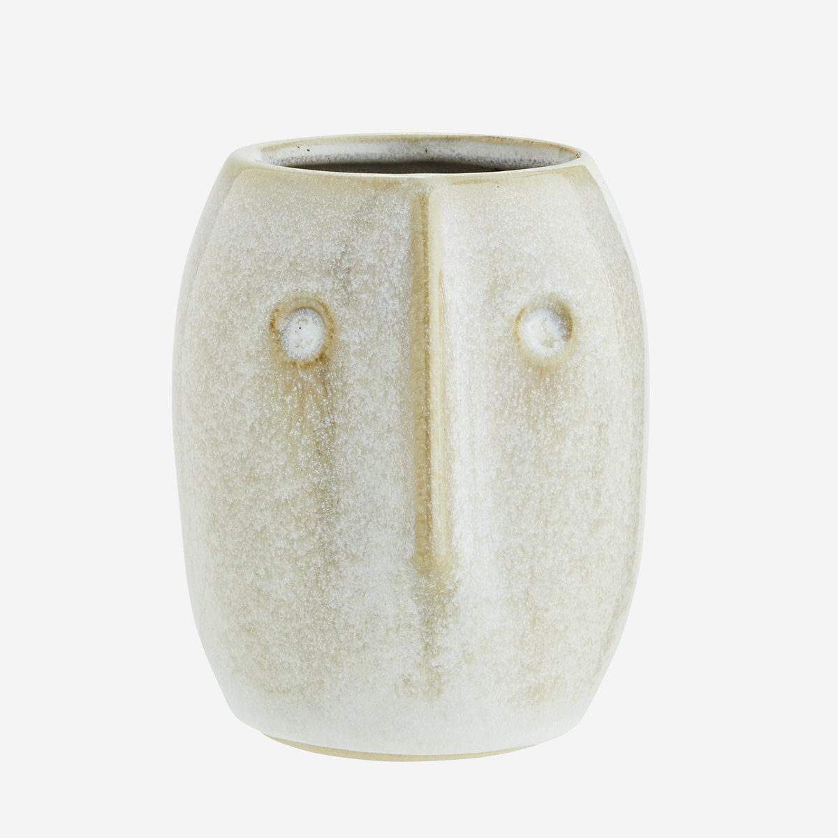 Small Simple Face Vase