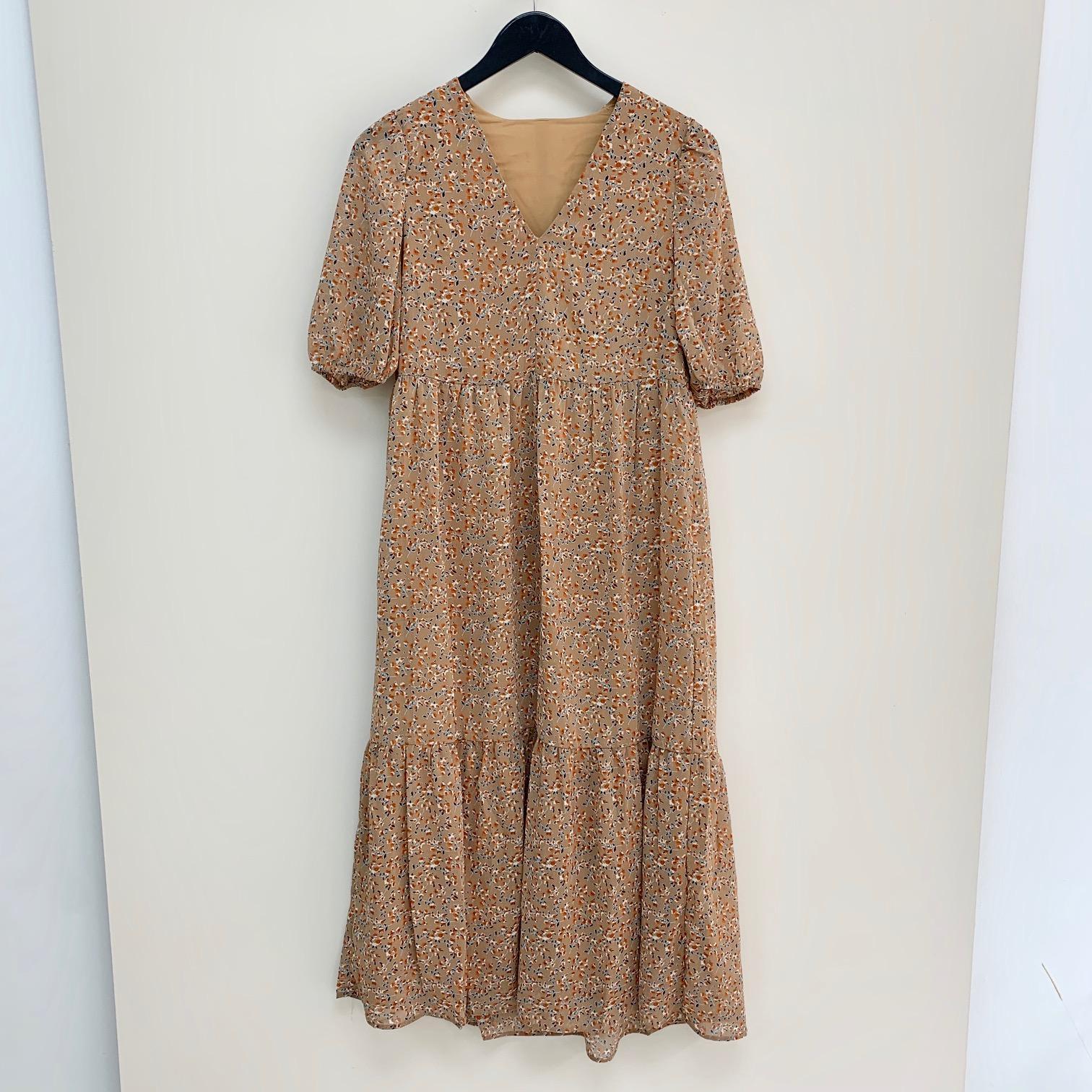 SALE Anemone Smock Midi Dress was £65.00