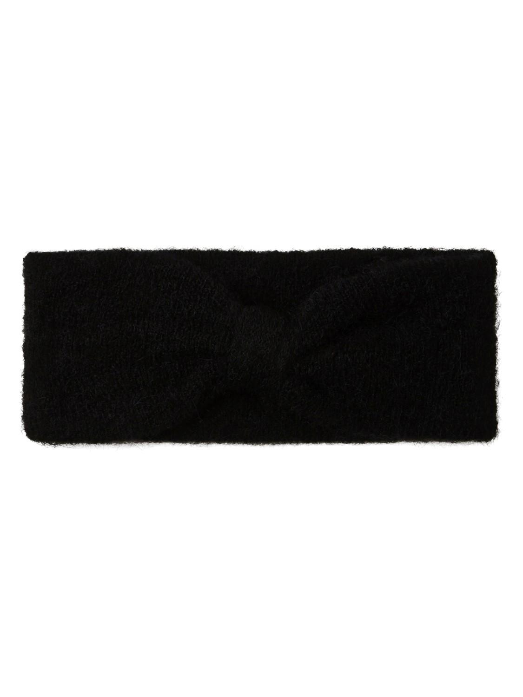 Black Wool Headband