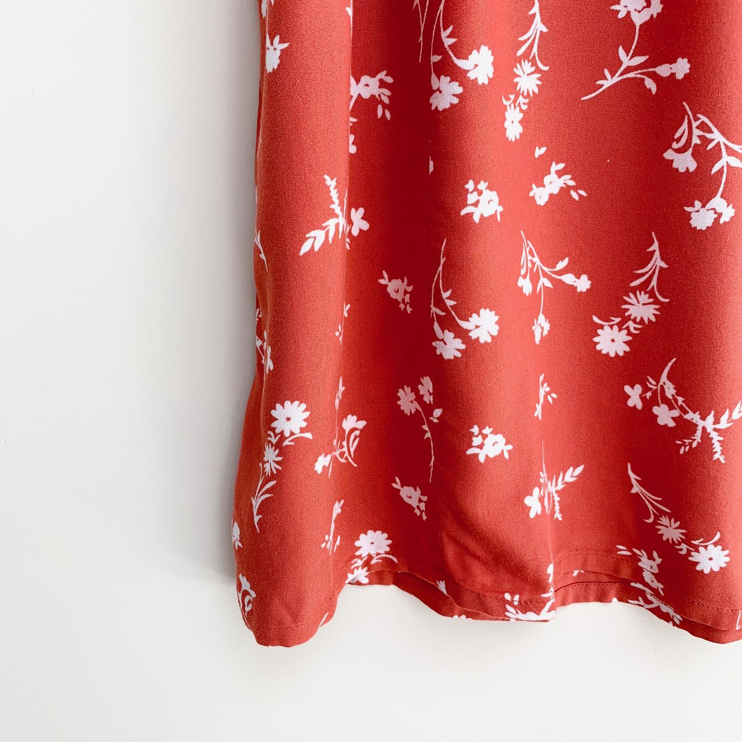 SALE Kaitlinn Floral Skirt