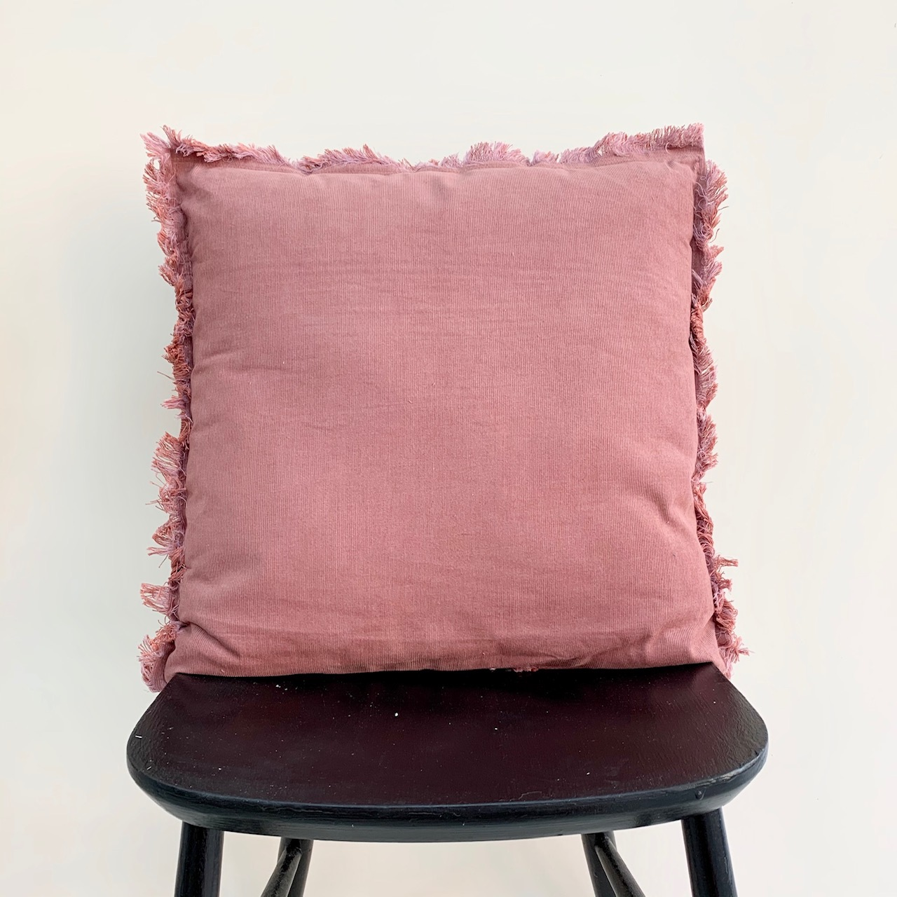 Rose Cotton Cushion