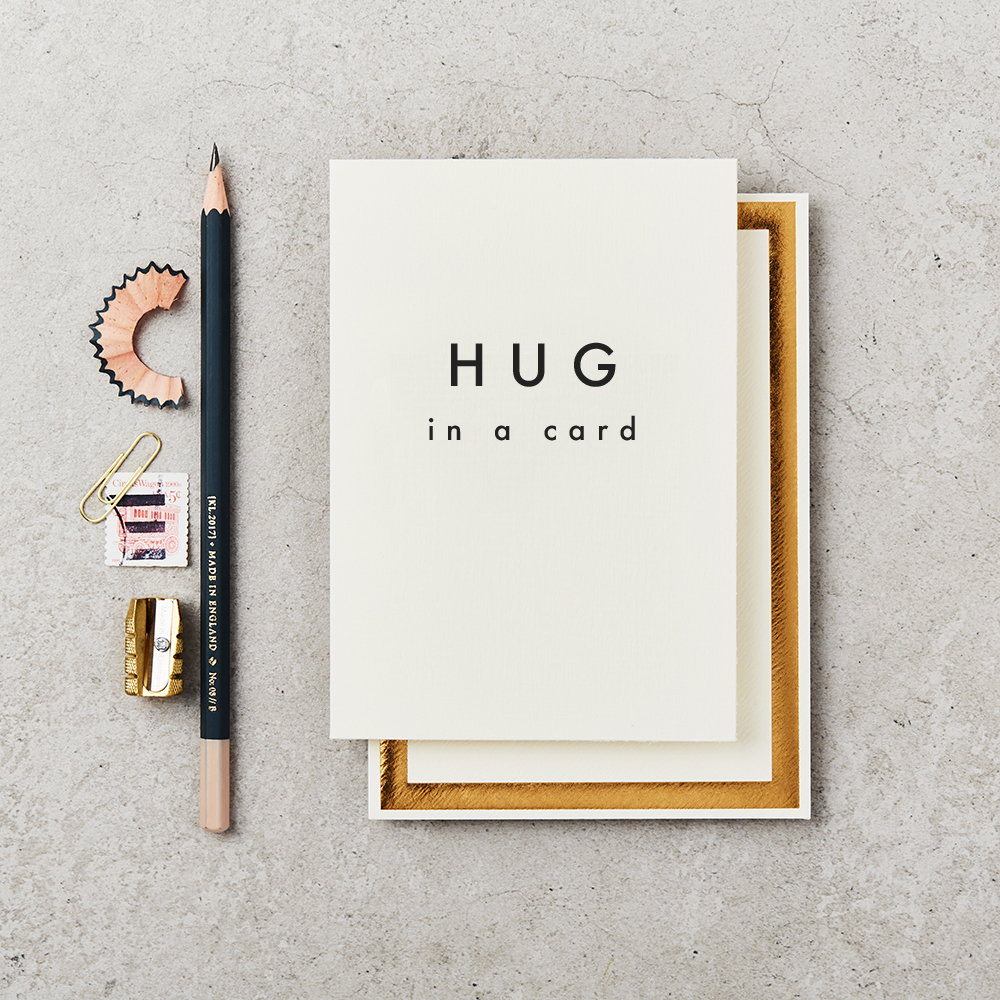 Hug In A Card