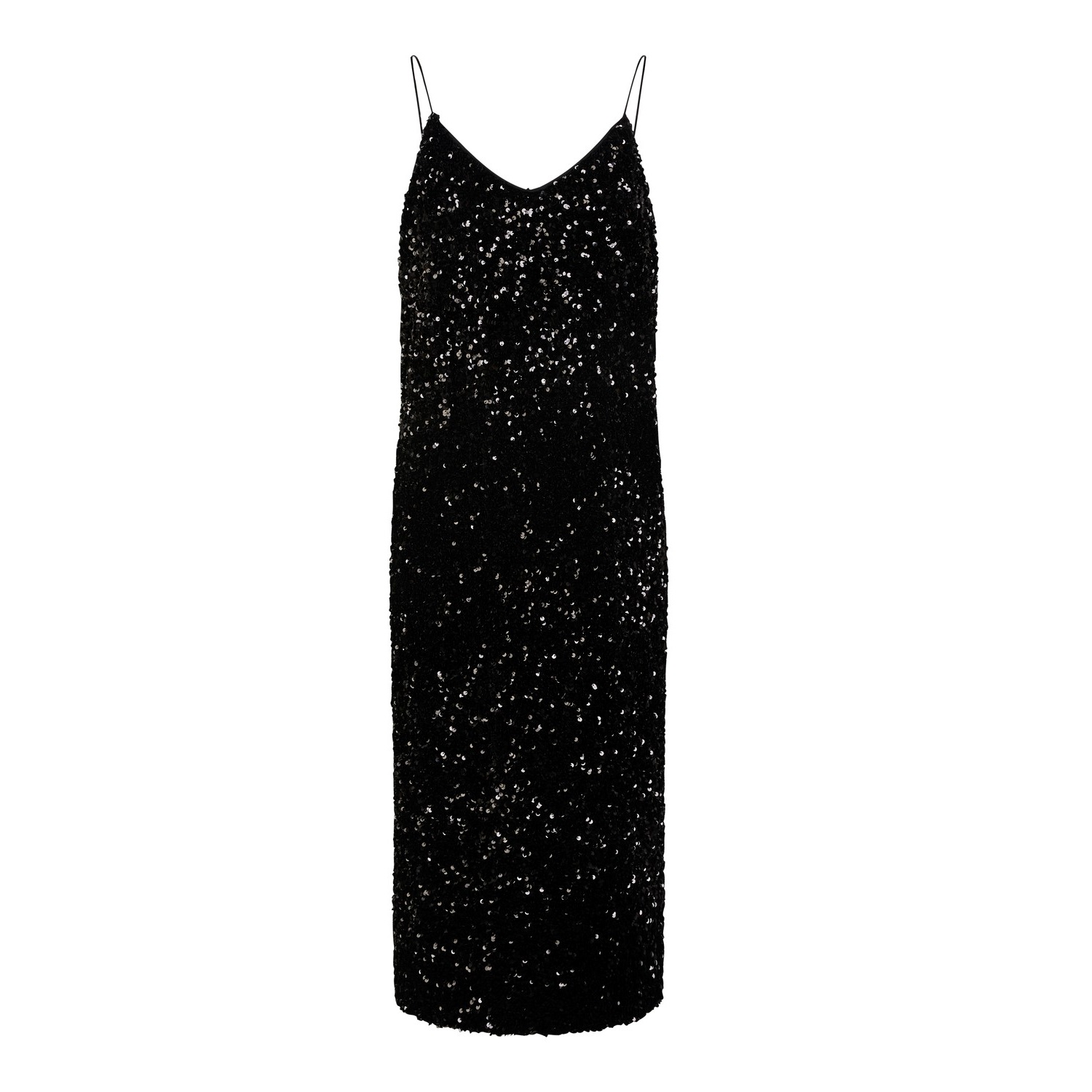 Sequella Midi Sequin Dress