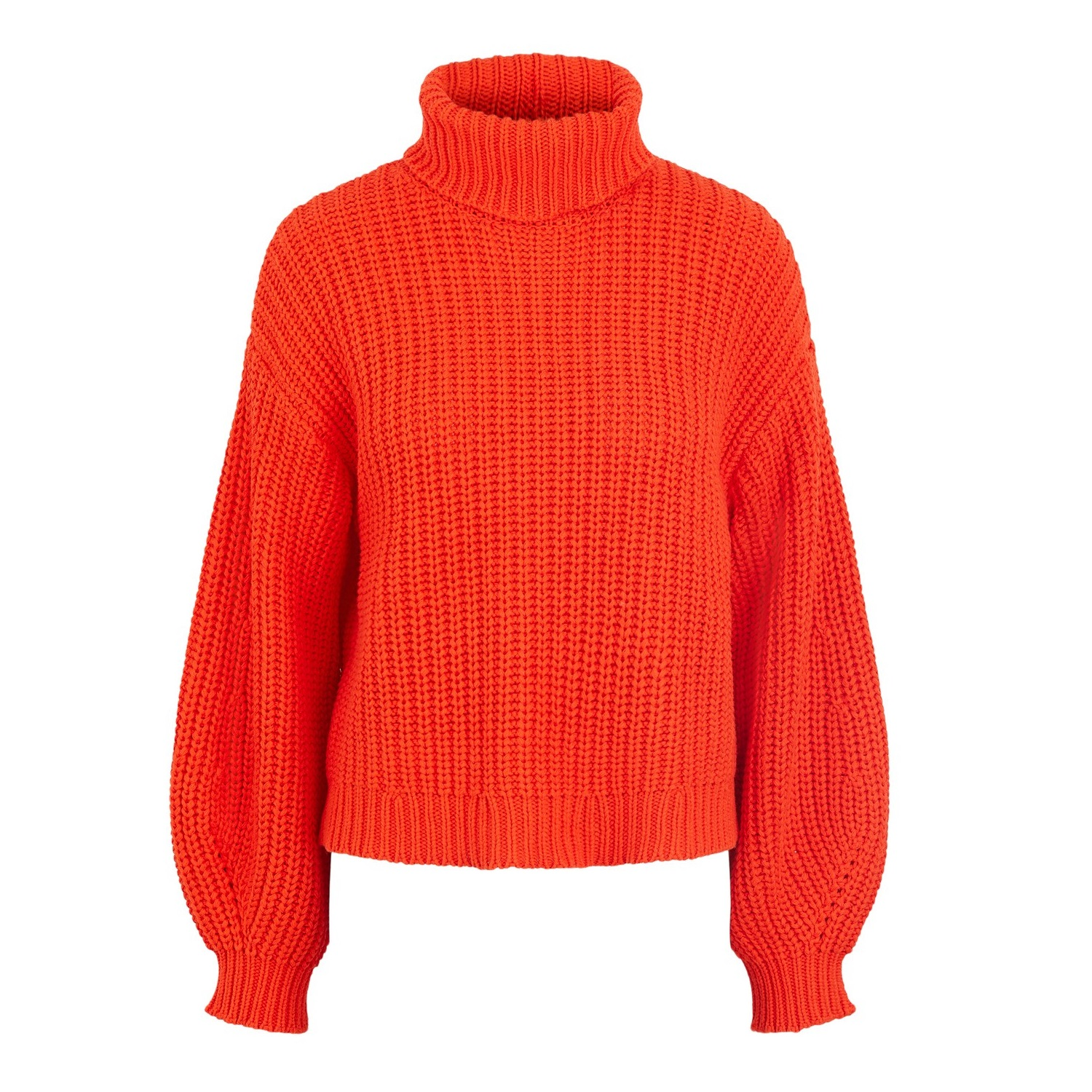 SALE Orangina Knit Roll Neck Jumper was  £45.00