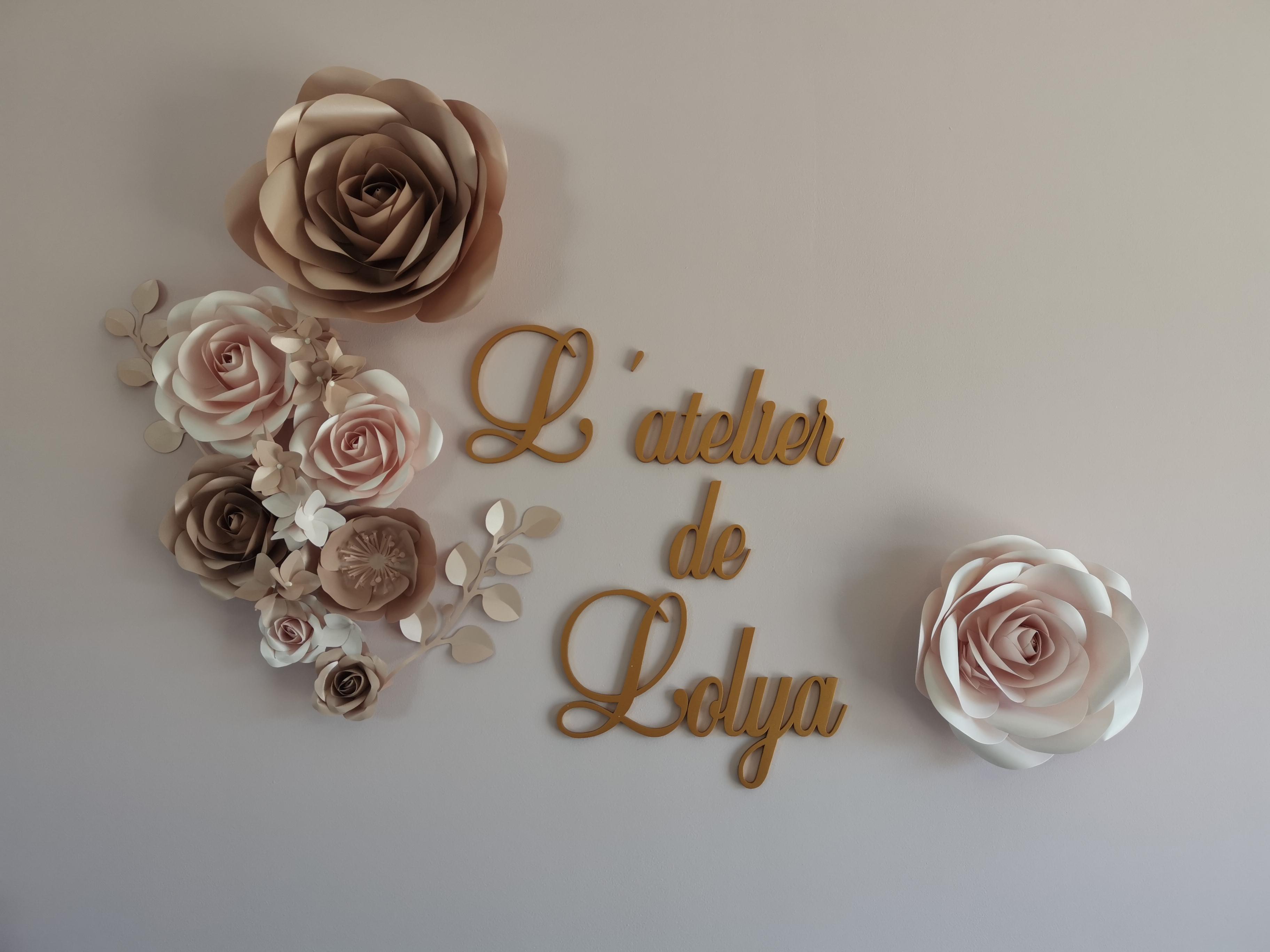 L'atelier de Lolya