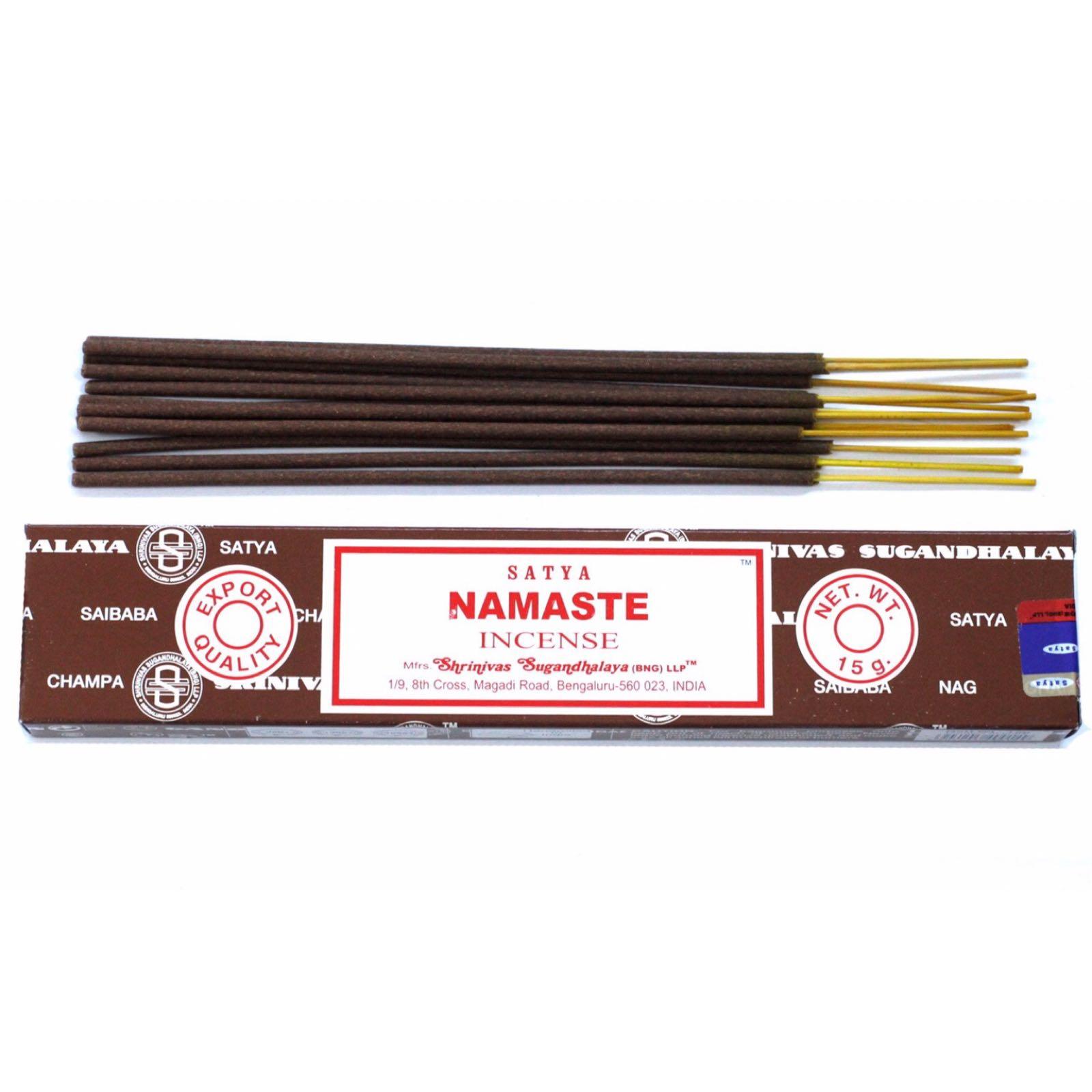 'Namaste' Incense Sticks