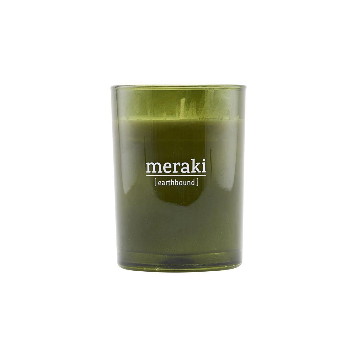Earthbound Meraki Candle