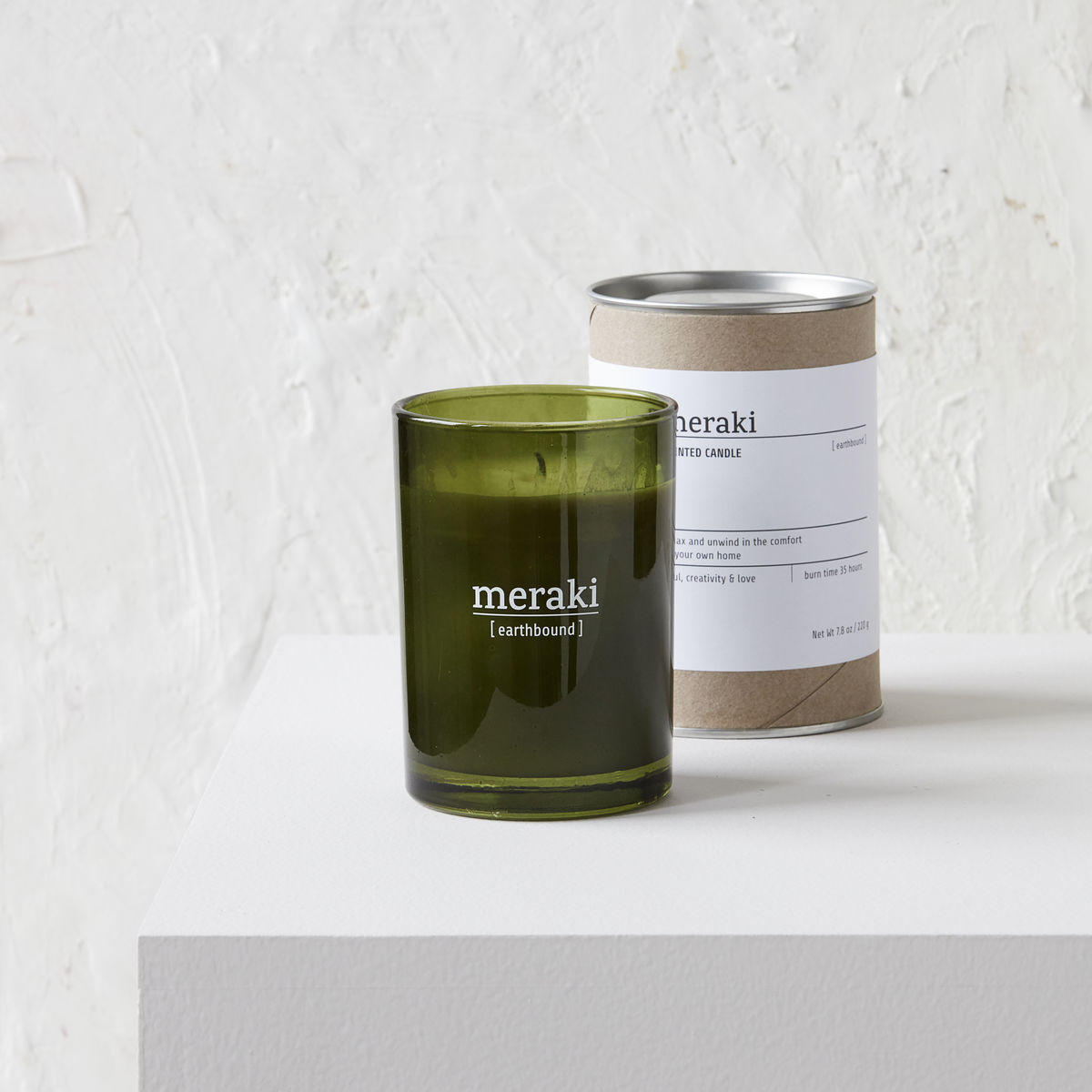 Earthbound Meraki Candle