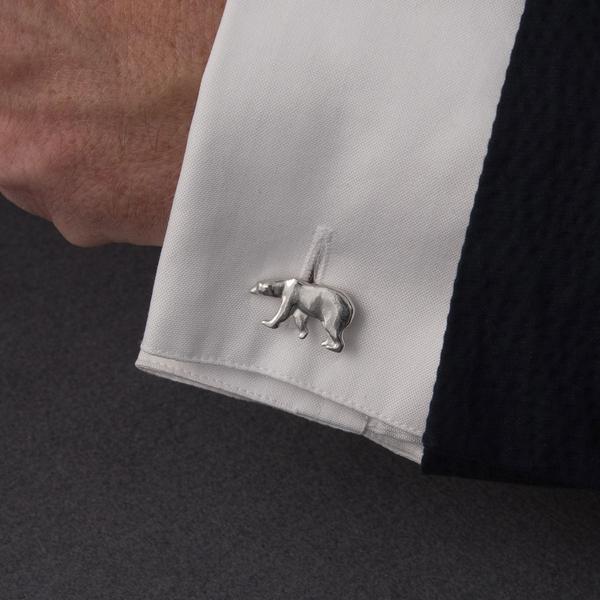 Polar Bear Cufflinks