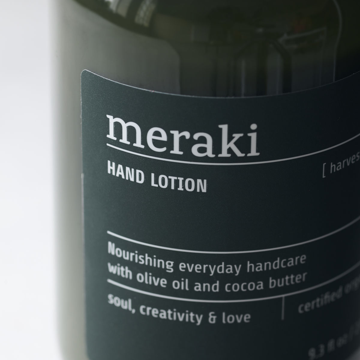 Meraki Harvest Moon Hand Lotion