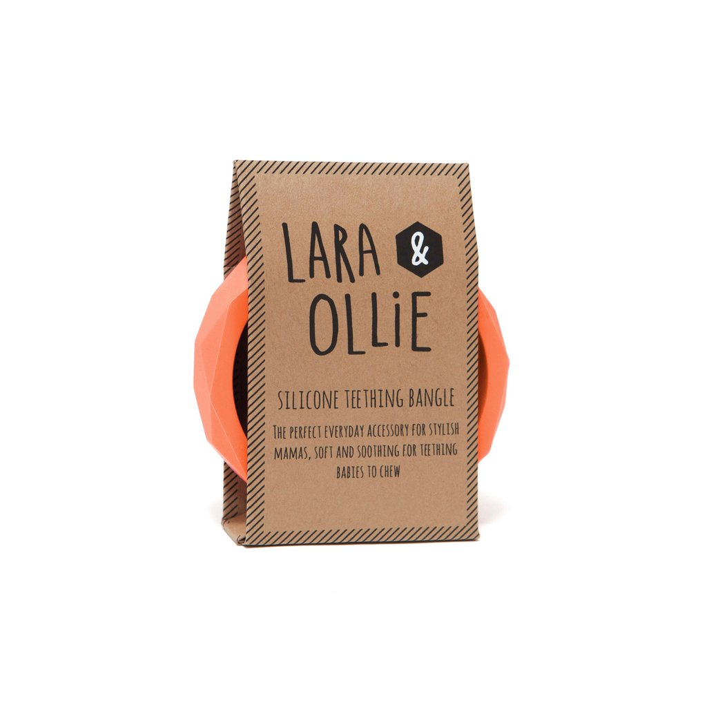 Lara & Ollie Teething  Bangle