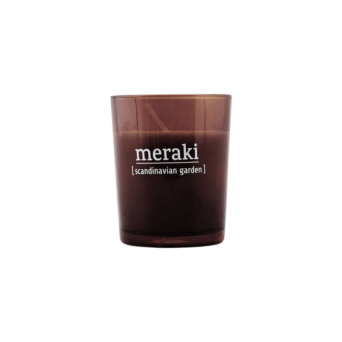 Mini Scandinavian Garden  Meraki Candle