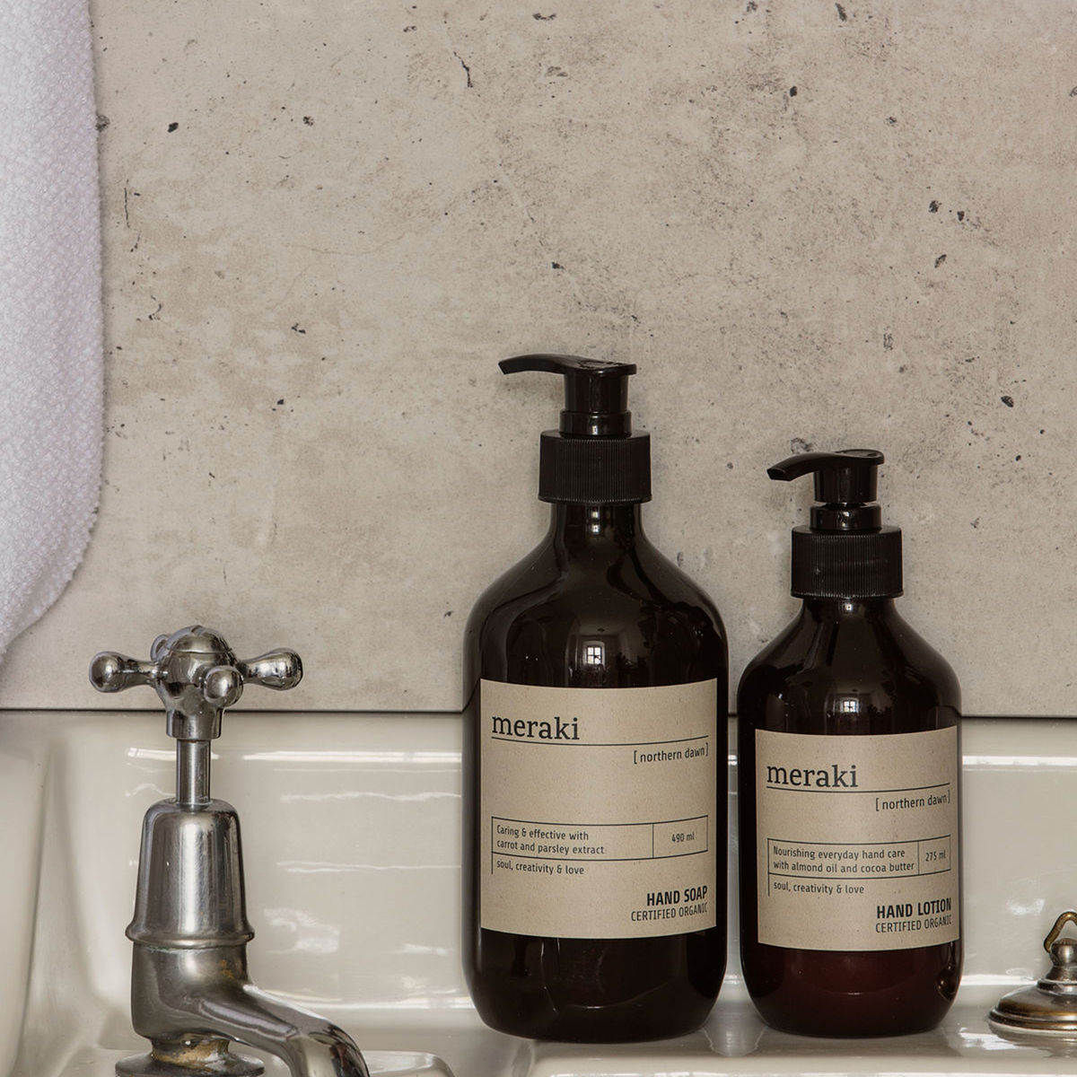 Cotton Haze Meraki Hand Wash