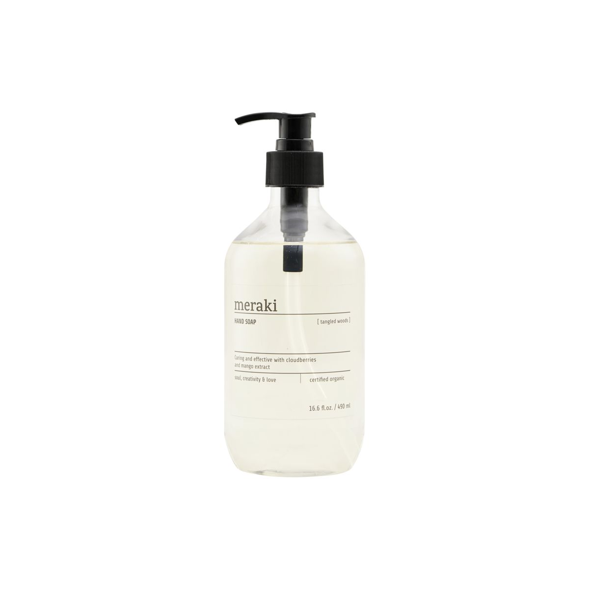 Meraki Tangled Woods Hand Wash